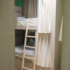Brusnika Hostel Кровать в общем номере с двухъярусной кроватью фото 16