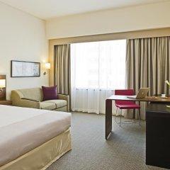 Отель Novotel Dubai Deira City Centre 4* Стандартный номер с различными типами кроватей фото 3