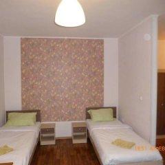 Гостиница ВикторияОтель на Мусы Джалиля Номер Комфорт 2 отдельные кровати фото 16