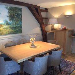 Hotel le Dixseptieme 4* Улучшенный люкс с различными типами кроватей