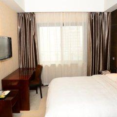Xian Forest City Hotel 4* Улучшенный люкс с различными типами кроватей фото 7