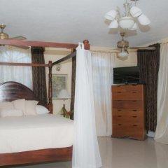 Отель Firefly Beach Cottages 3* Люкс с различными типами кроватей
