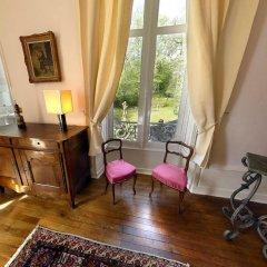 Отель Château Bouvet Ladubay Сомюр комната для гостей фото 2