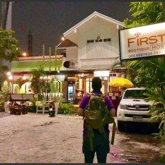 Отель FIRST 1 Boutique House at Sukhumvit 1 2* Номер категории Эконом с различными типами кроватей фото 3