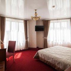 Hotel Baryshnya 4* Номер Делюкс с различными типами кроватей фото 4