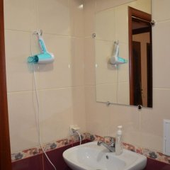Гостиница Aparthotel Flora Студия разные типы кроватей фото 18