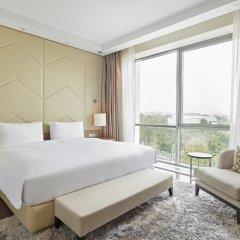 Отель Hyatt Regency Tashkent 5* Люкс с различными типами кроватей фото 3