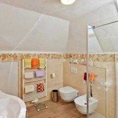 Отель Villa Sabine Меран ванная фото 2