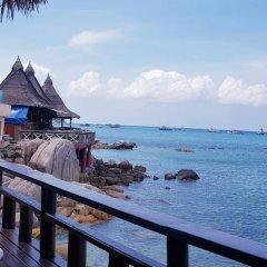 Отель Clear View Resort 3* Бунгало Делюкс с различными типами кроватей фото 25