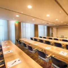 Отель Leonardo Hamburg Airport Гамбург помещение для мероприятий