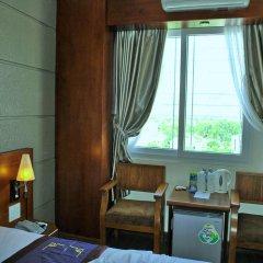Barcelona Hotel Nha Trang 3* Номер Делюкс с двуспальной кроватью