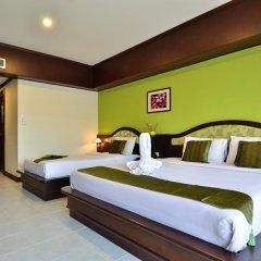 Samui First House Hotel 3* Номер Делюкс с различными типами кроватей фото 14