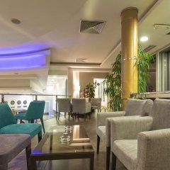 Отель Tulip Inn Putnik Белград интерьер отеля фото 3