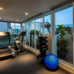 Silverland Hotel & Spa фитнесс-зал фото 2