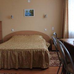 Гостиница Октябрьская Улучшенный номер с различными типами кроватей
