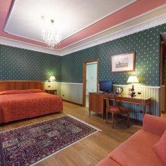 Strozzi Palace Hotel 4* Полулюкс с различными типами кроватей фото 4
