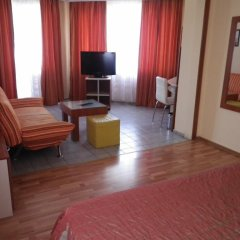 Семейный Отель Палитра 3* Номер Эконом с 2 отдельными кроватями фото 13