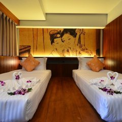 Апартаменты Nin Apartments Karon Beach спа