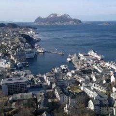 Отель Norhostel Apartment Норвегия, Олесунн - отзывы, цены и фото номеров - забронировать отель Norhostel Apartment онлайн пляж