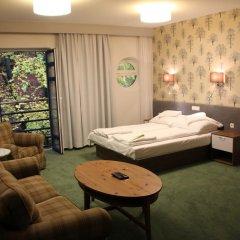 Отель Stadion Lesny Польша, Сопот - отзывы, цены и фото номеров - забронировать отель Stadion Lesny онлайн комната для гостей фото 2