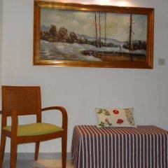 Отель Pensión Olympia 2* Стандартный номер с различными типами кроватей фото 9