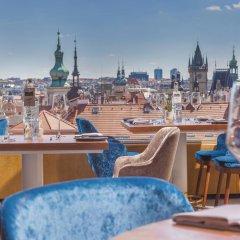 Отель Intercontinental Prague Прага бассейн фото 2