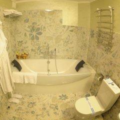 Mir Hotel In Rovno 3* Люкс с различными типами кроватей фото 4