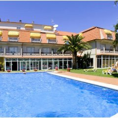 Hotel Spa Atlantico бассейн фото 4