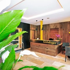 Отель Gasthof Kirchsteiger Горнолыжный курорт Ортлер интерьер отеля