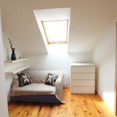 Апартаменты Italska Apartment комната для гостей фото 4