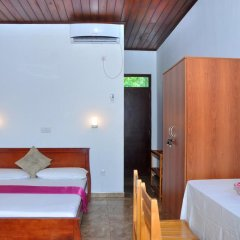 Отель Green Shadows Beach Hotel Шри-Ланка, Ваддува - отзывы, цены и фото номеров - забронировать отель Green Shadows Beach Hotel онлайн комната для гостей