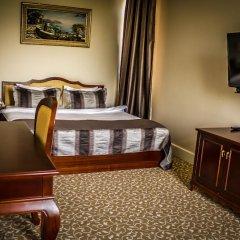 Гостиница Новомосковская 5* Люкс с различными типами кроватей фото 11