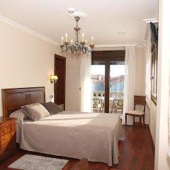Отель Pensión Residencia A Cruzán - Adults Only 3* Стандартный номер с различными типами кроватей фото 31