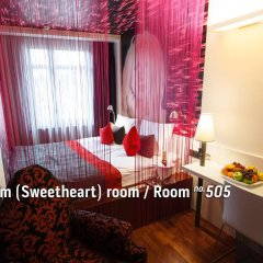 Bohem Art Hotel в номере фото 2
