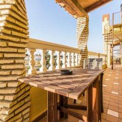 Отель Oasis de Cádiz Испания, Кониль-де-ла-Фронтера - отзывы, цены и фото номеров - забронировать отель Oasis de Cádiz онлайн балкон