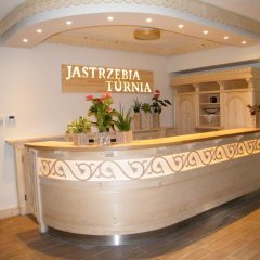 Отель Jastrzębia Turnia интерьер отеля фото 2