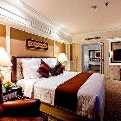 Отель Royal Princess Larn Luang 4* Люкс с различными типами кроватей фото 10