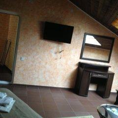 Гостевой дом «Виктория» Стандартный семейный номер с разными типами кроватей фото 3