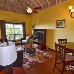 Отель Tropical Lagoon Resort 3* Улучшенный люкс с различными типами кроватей фото 3