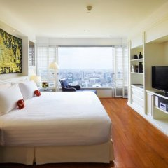 Grande Centre Point Hotel Ratchadamri 5* Люкс с различными типами кроватей фото 12