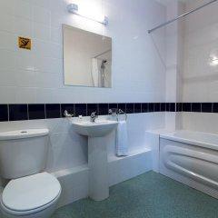 Отель Britannia Hotel Leeds Великобритания, Лидс - отзывы, цены и фото номеров - забронировать отель Britannia Hotel Leeds онлайн ванная