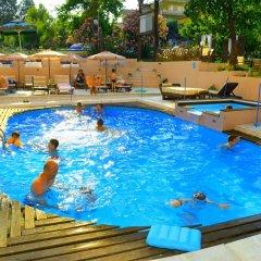 Golden Beach Hotel бассейн фото 2