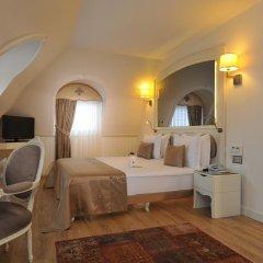 Отель Yasmak Sultan 4* Номер Делюкс с различными типами кроватей фото 7