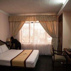 Отель Golf 1 2* Стандартный номер с различными типами кроватей фото 2