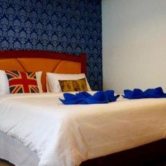 Отель Bangkok Condotel 3* Номер Делюкс с различными типами кроватей фото 15