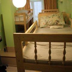 World Hostel Кровать в общем номере с двухъярусной кроватью фото 3