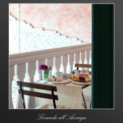 Отель Locanda Acciuga Лимена балкон