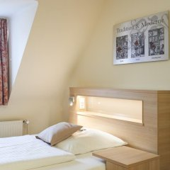 Hotel Victoria 4* Стандартный номер с различными типами кроватей фото 2