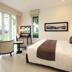 Отель Boutique Hoi An Resort 4* Номер Делюкс с различными типами кроватей фото 2