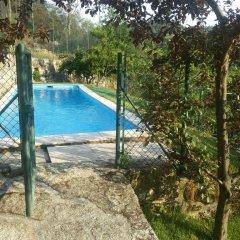 Отель Quinta Encosta Do Marao Амаранте бассейн